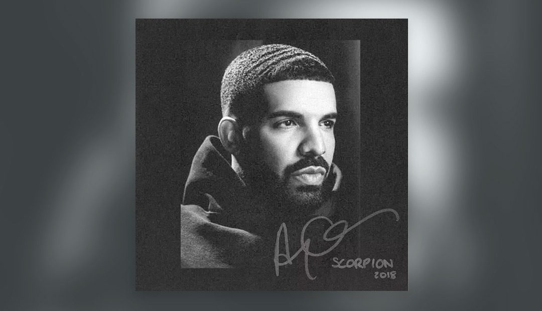 Win Drake's Scorpion CD Album
