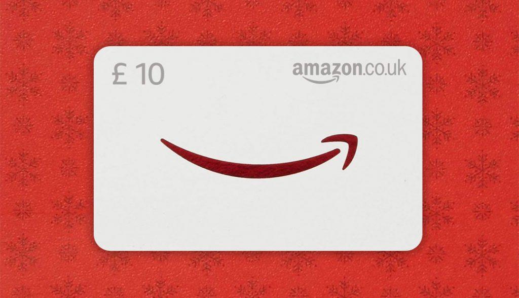 Amazon Christams Gift Card
