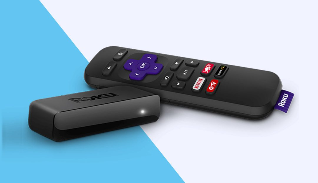 Win A Roku Express Streaming Media Player