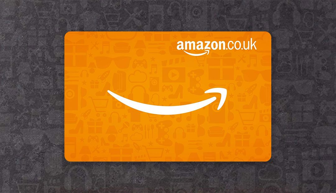 Win A £10 Amazon.co.uk Gift Card