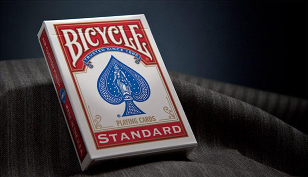 Win Bicycle Playing Cards