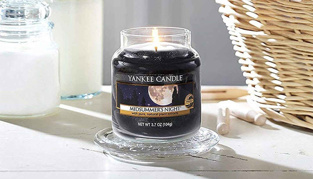 Win A Yankee Candle Small Jar