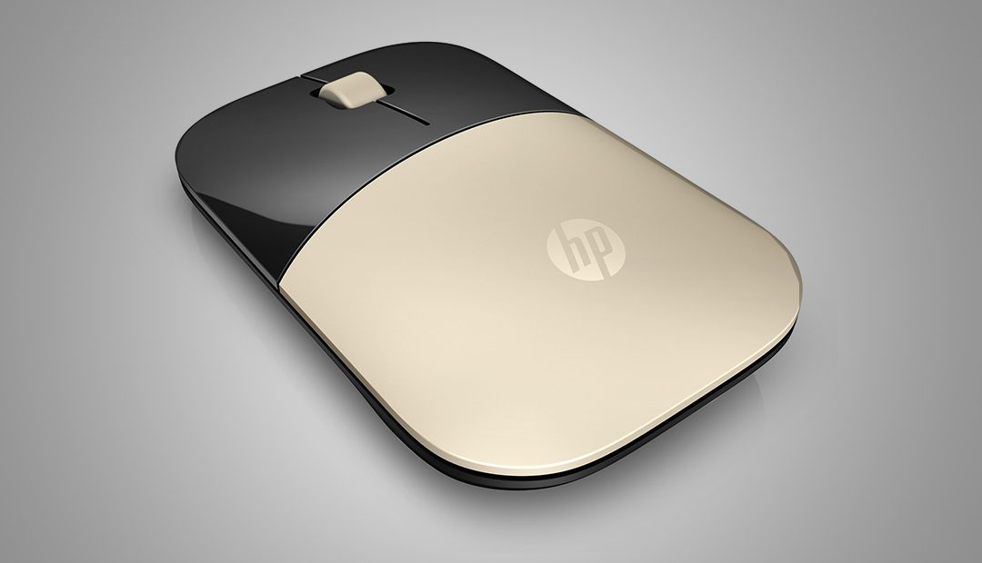 Win A HP Wireless Mouse
