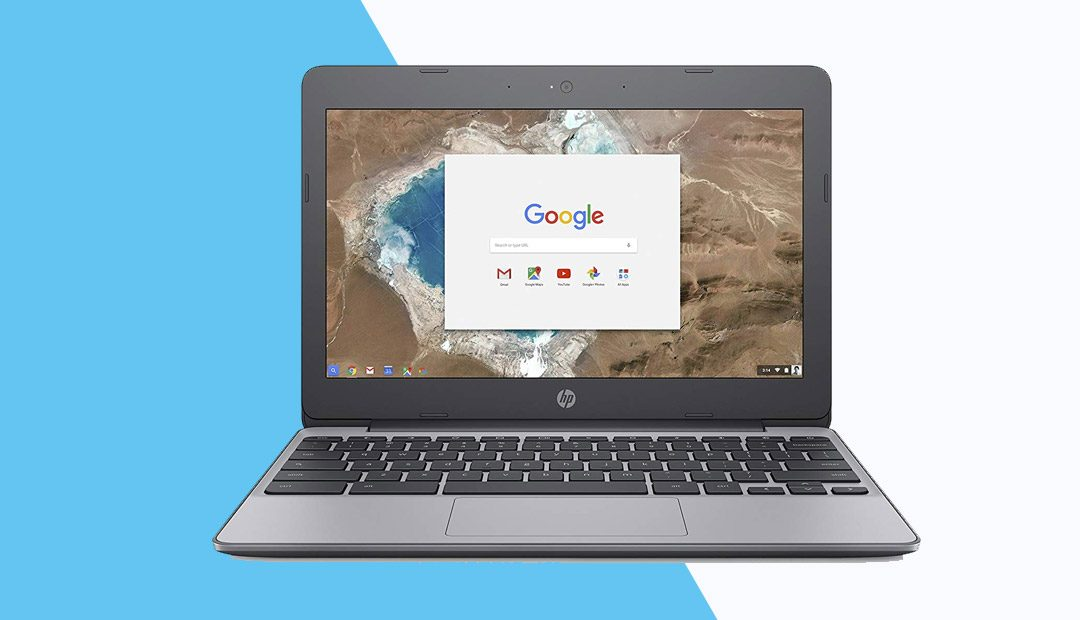 Win A HP Chromebook