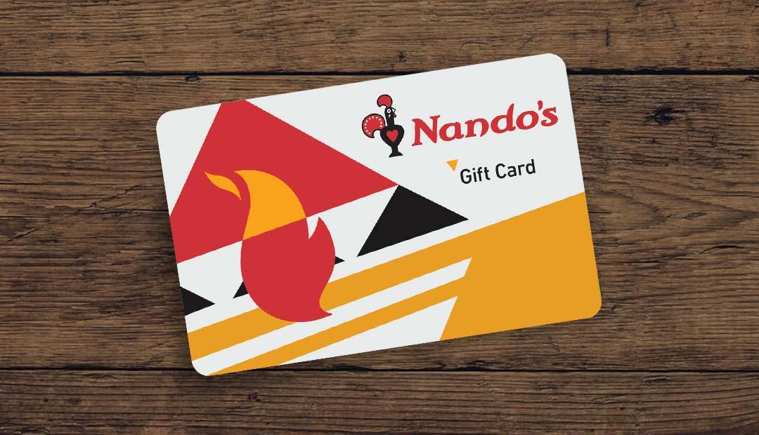 Nandos Gift Card