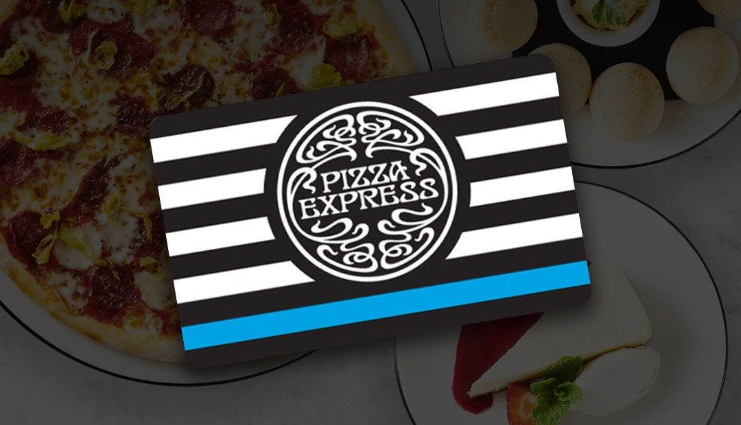 Win A £25 Pizza Express Gift Card