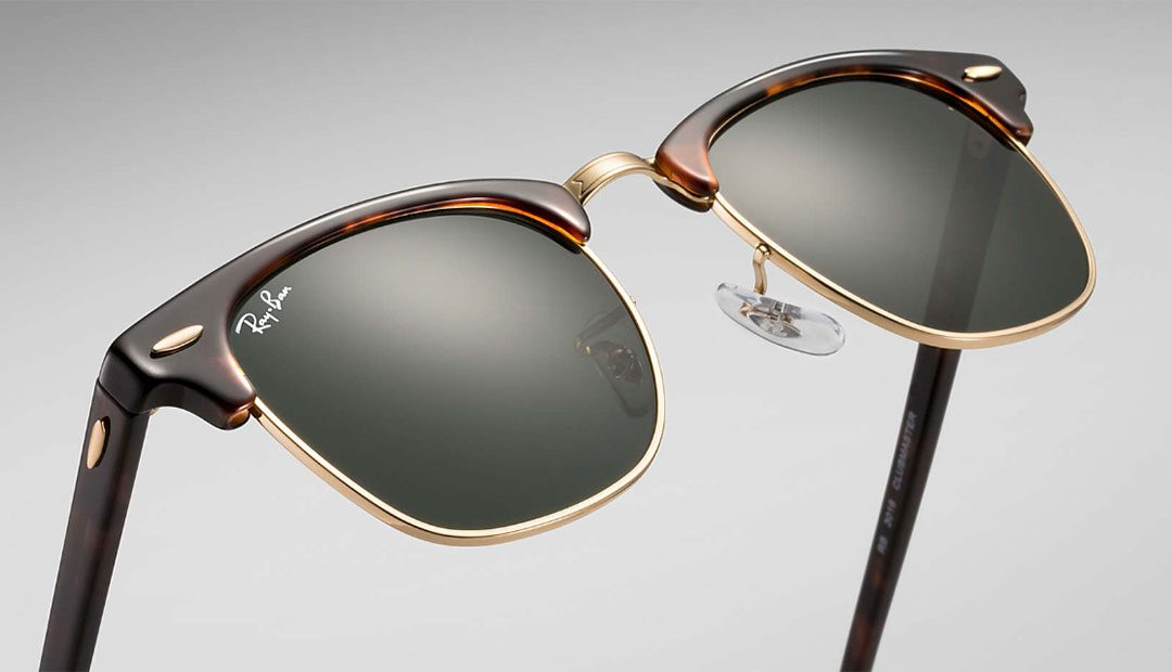 Win Ray-Ban Clubmaster Sunglasses