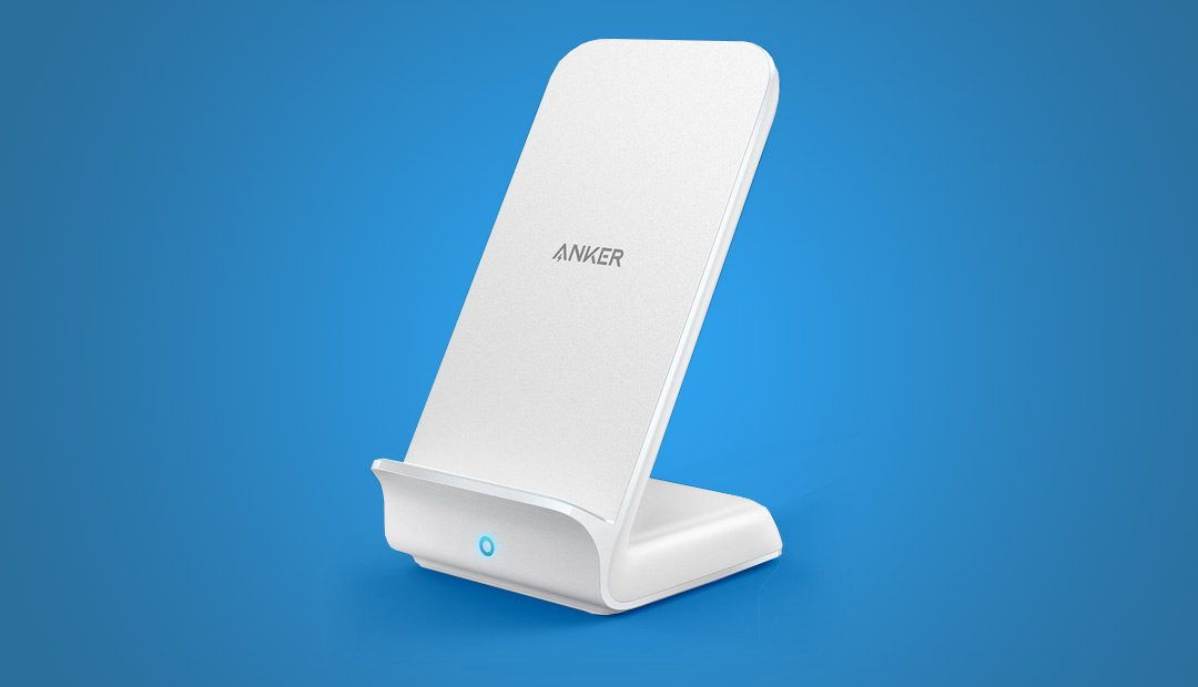 Win An Anker PowerWave Wireless Charger