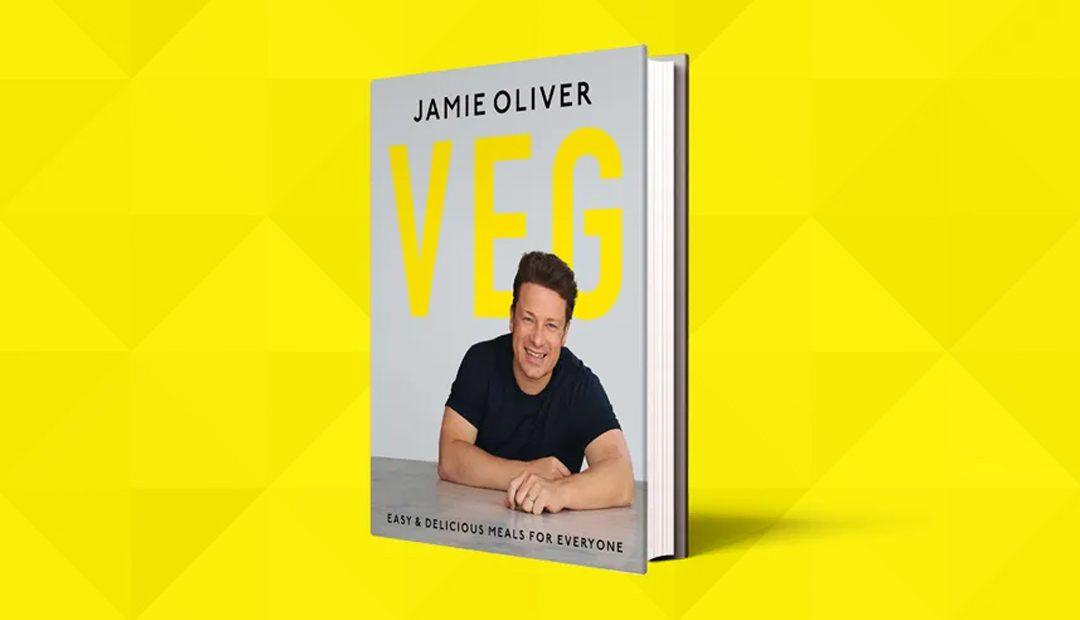 Win Jamie Oliver's Veg Book