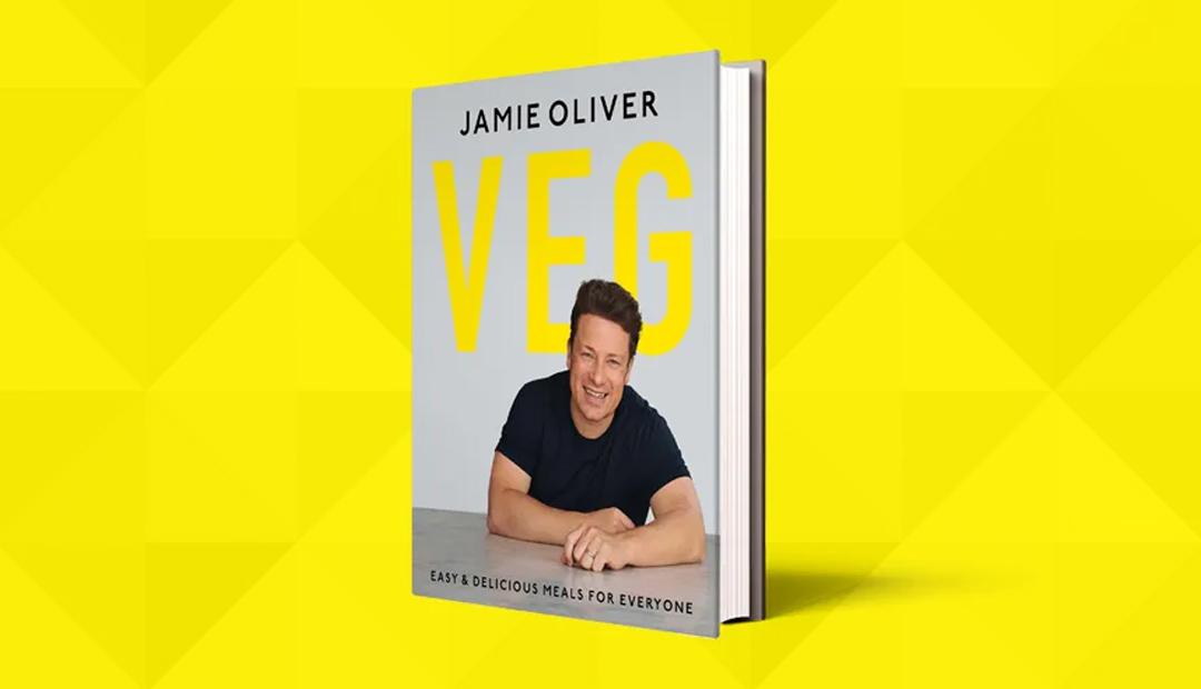 Jamie Oliver Veg Book