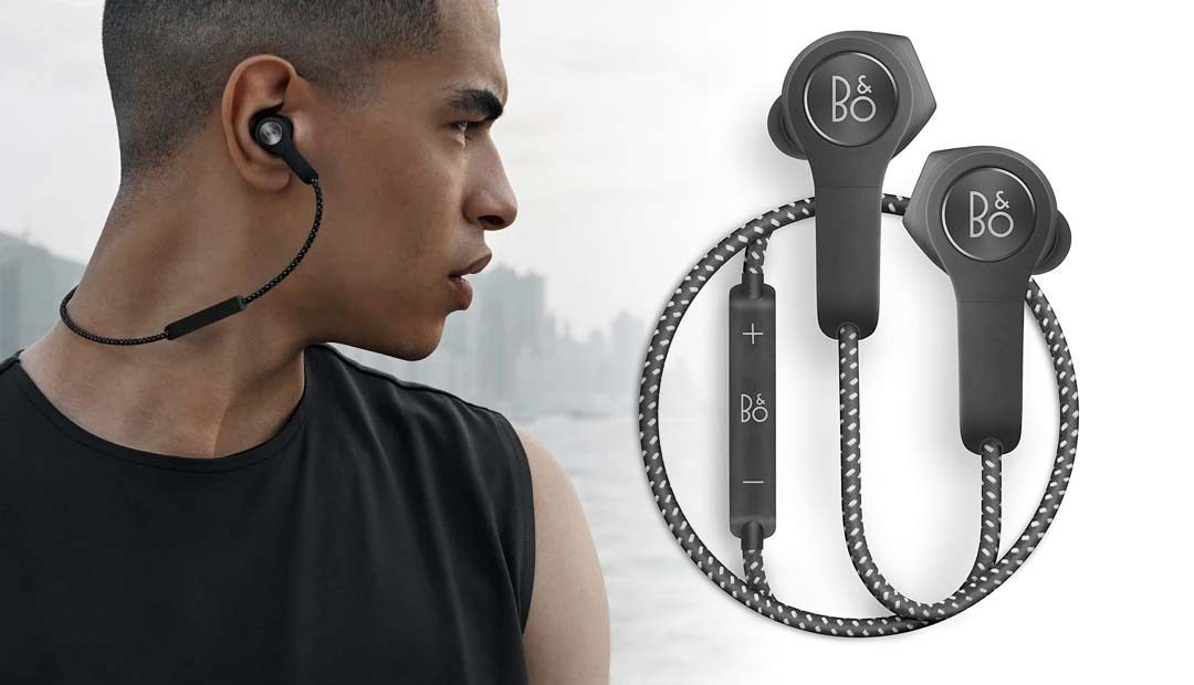 Win Bang & Olufsen Beoplay H5 Wireless Earphones