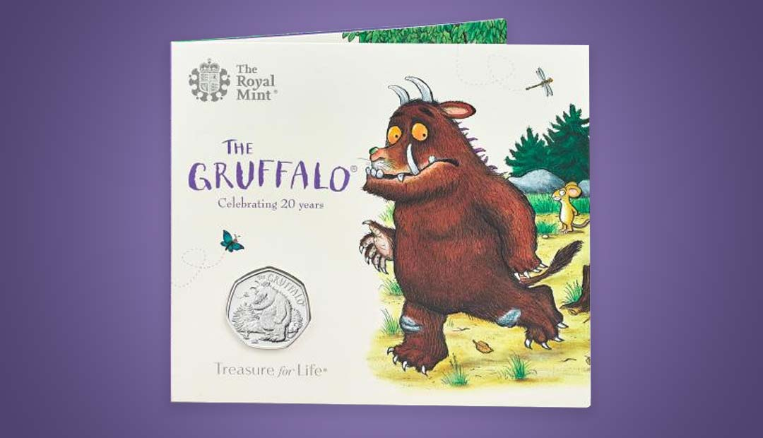 Gruffalo and the mouse