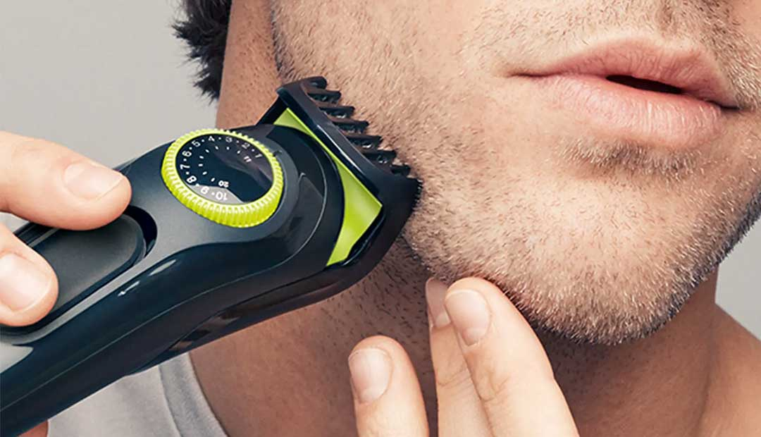 Win A Braun Beard Trimmer
