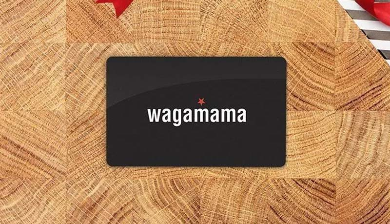 Win A £40 Wagamama Gift Card