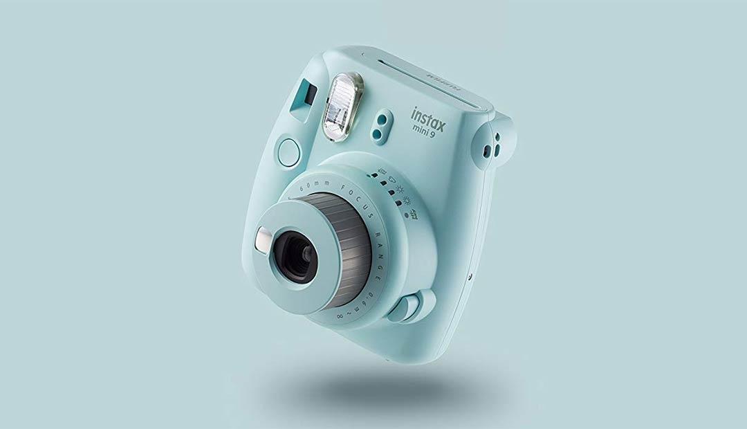 Win An Instax Mini 9 Instant Camera