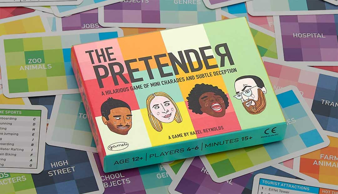 Win The Pretender Card Game