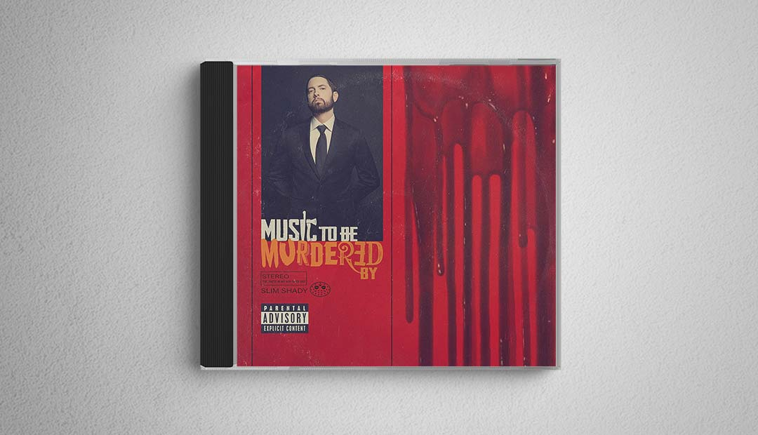 Win Eminem's Music To Be Murdered By On CD