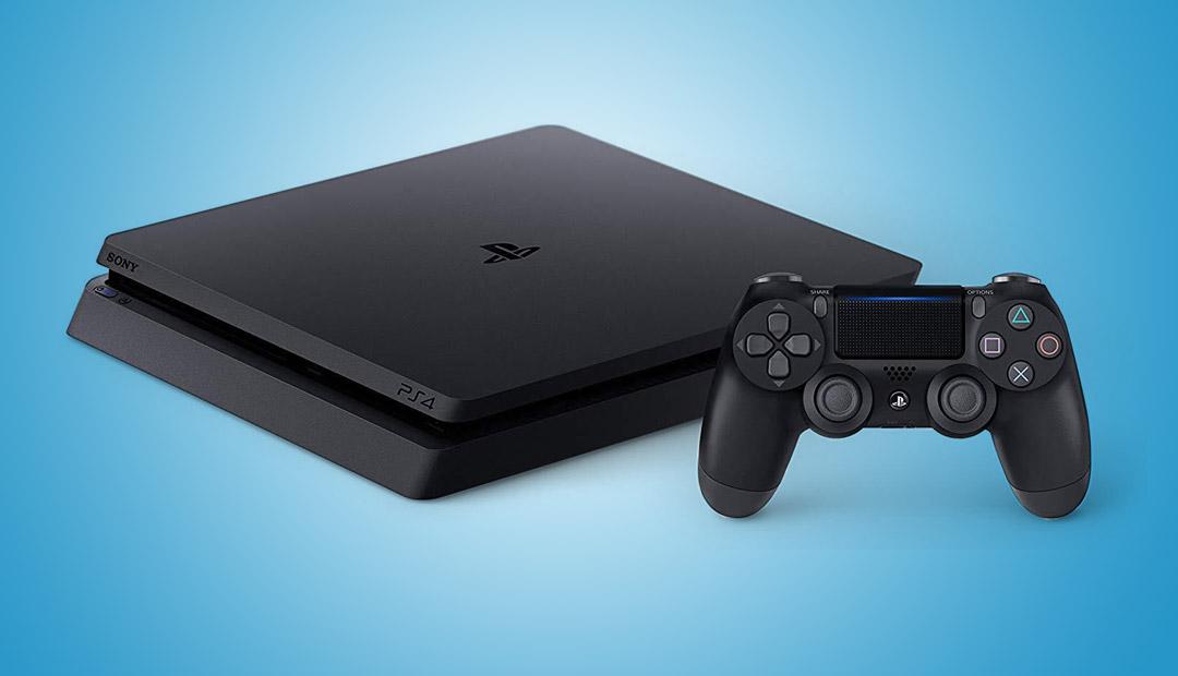 Win A Sony PlayStation 4