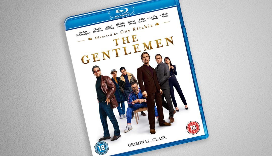 Win The Gentlemen Blu-Ray