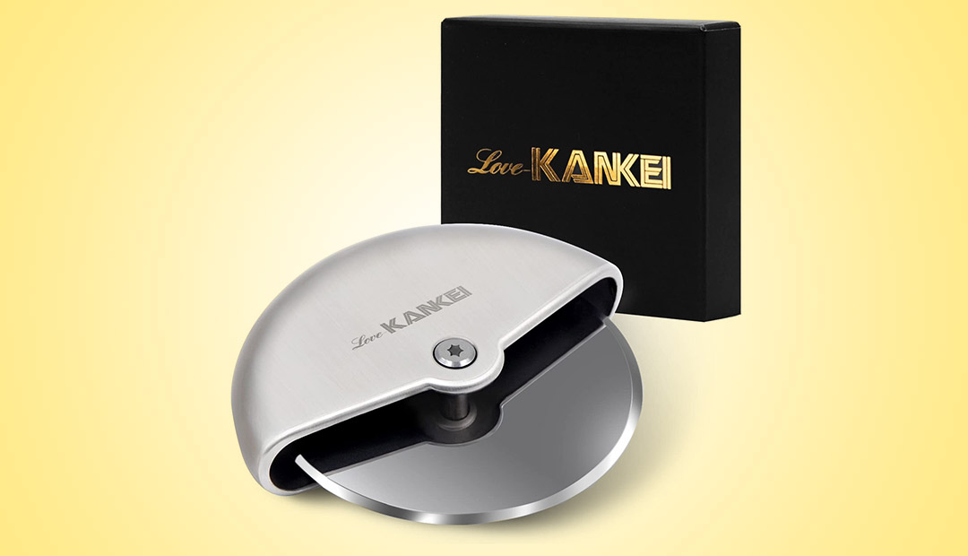 Win A Love-KANKEI Pizza Cutter
