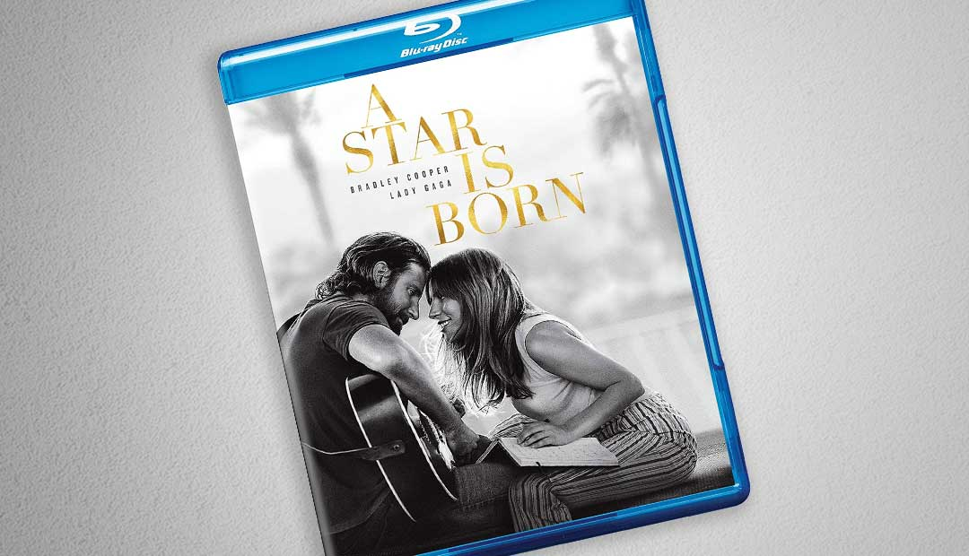 Win A Star Is Born Blu-Ray