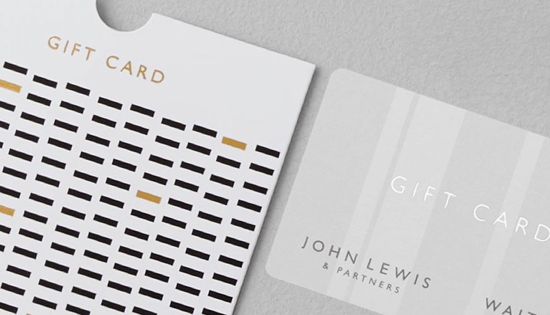 Win A £40 John Lewis Gift Card