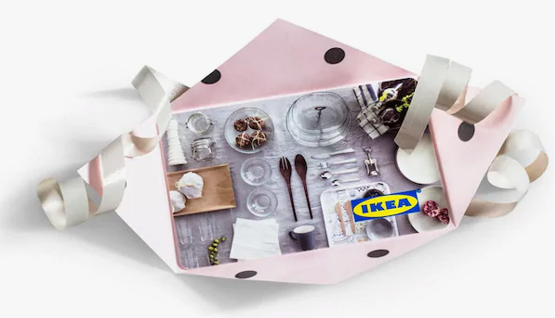 Win A £50 Ikea Gift Card