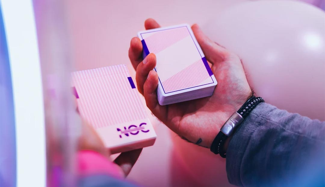 Win NOC3000X2 Limited Edition Playing Cards