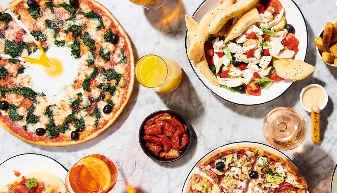 Win £40 Pizza Express Gift Card