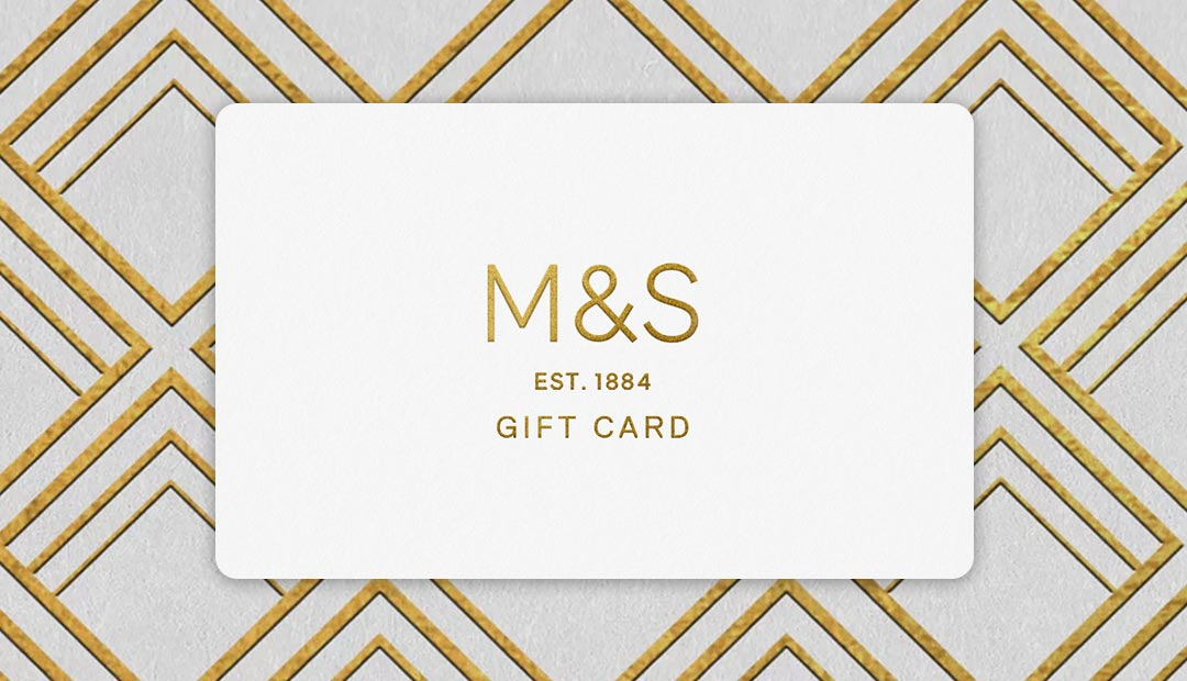 Win A £50 Marks & Spencer Gift Card