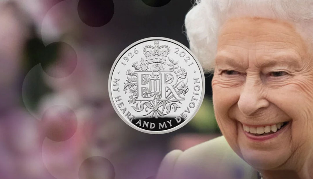 95th Birthday of Her Majesty the Queen 2021 £5