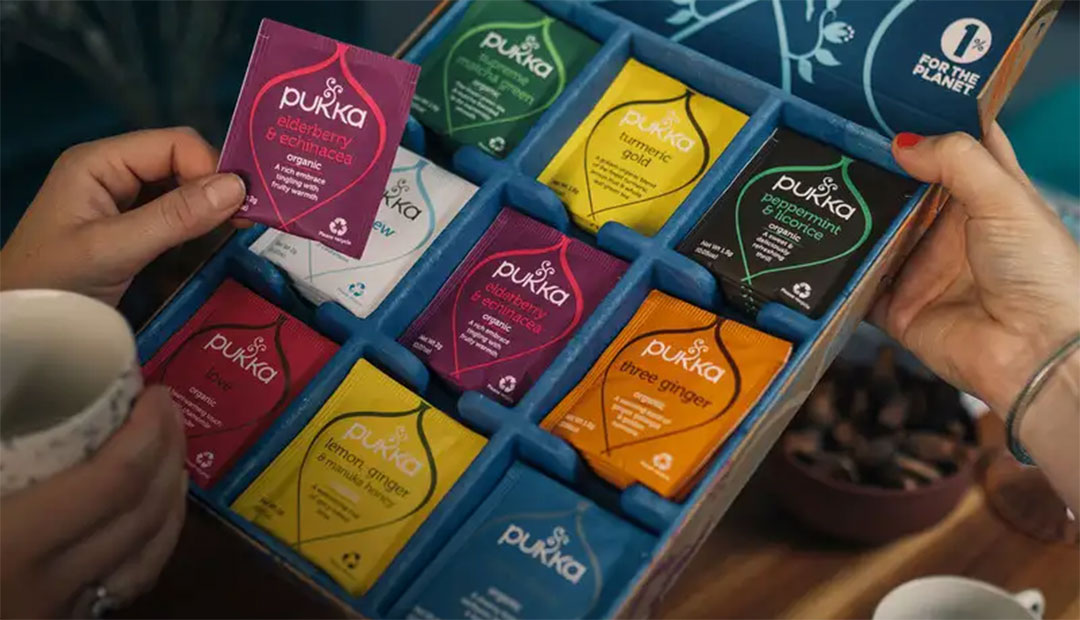 Win A Pukka Tea Selection Box