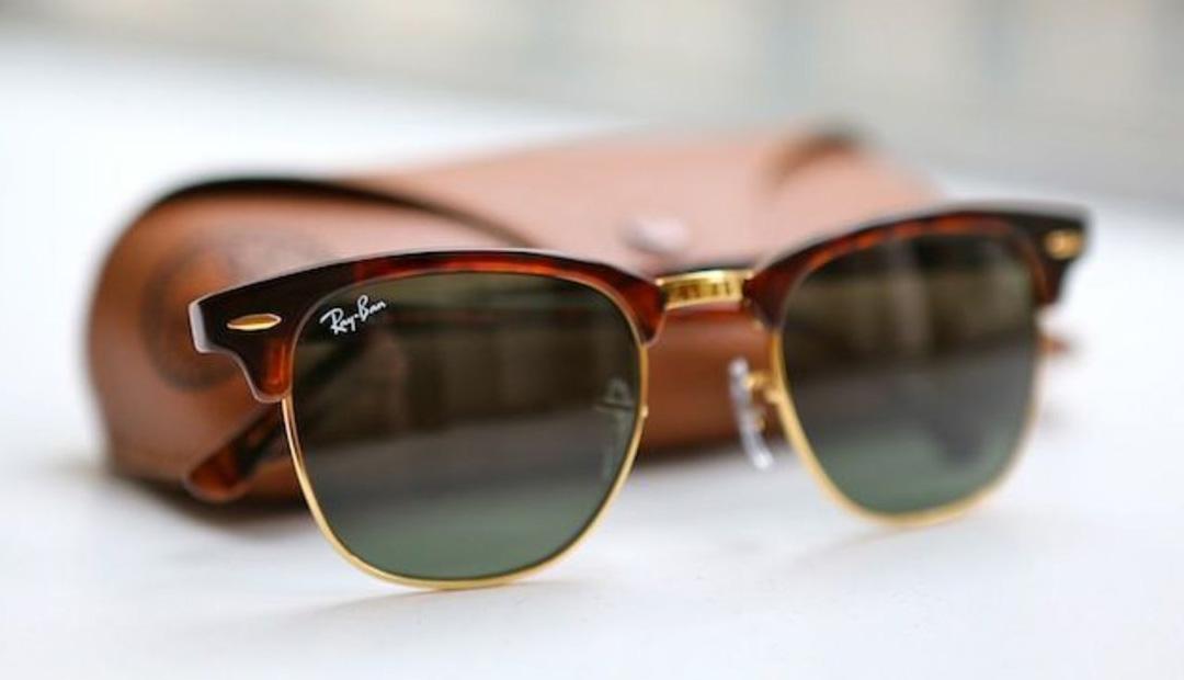 Win Ray-Ban Clubmaster Sunglasses