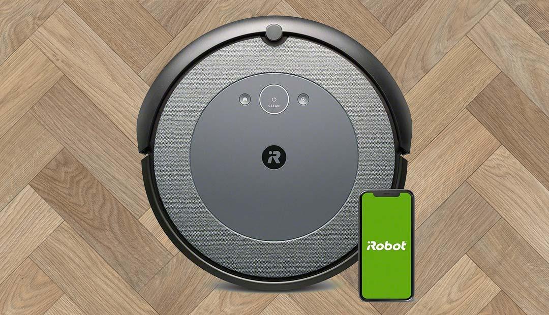Win An iRobot Roomba i3