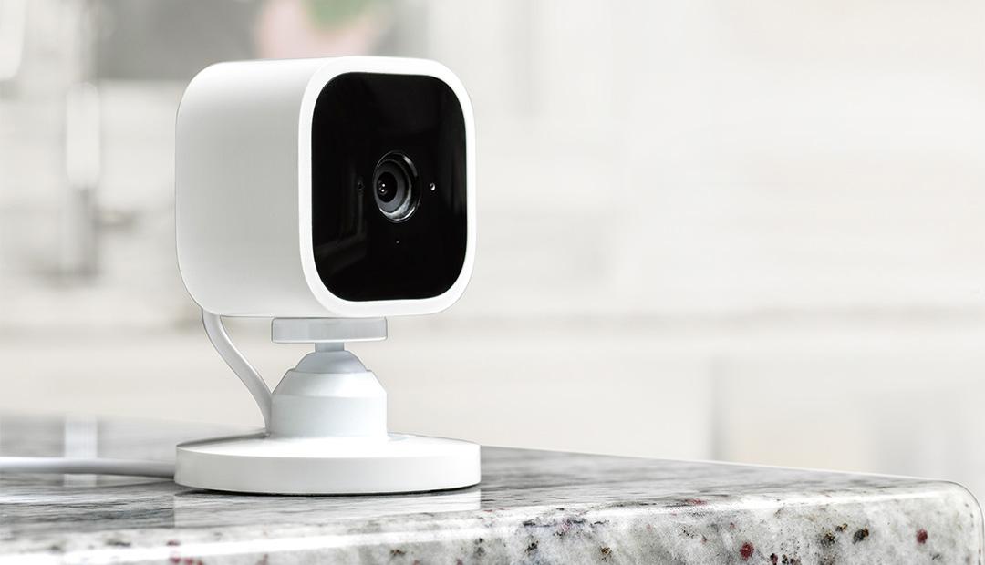 Win A Blink Mini Security Camera