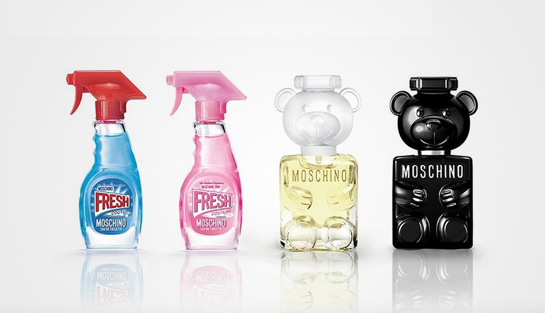 Win A Moschino Miniatures Gift Set