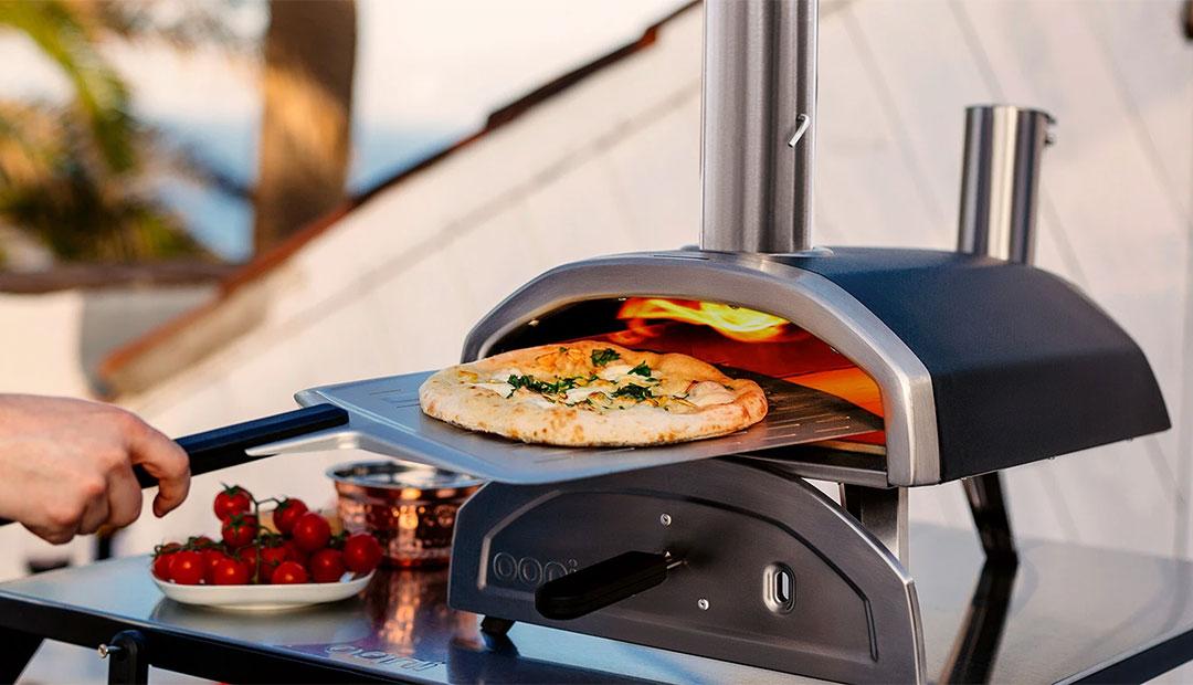 Win An Ooni Fyra Pizza Oven