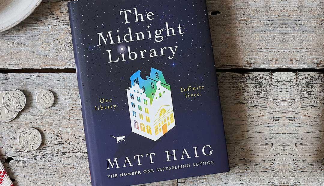 Win The Midnight Library By Matt Haig