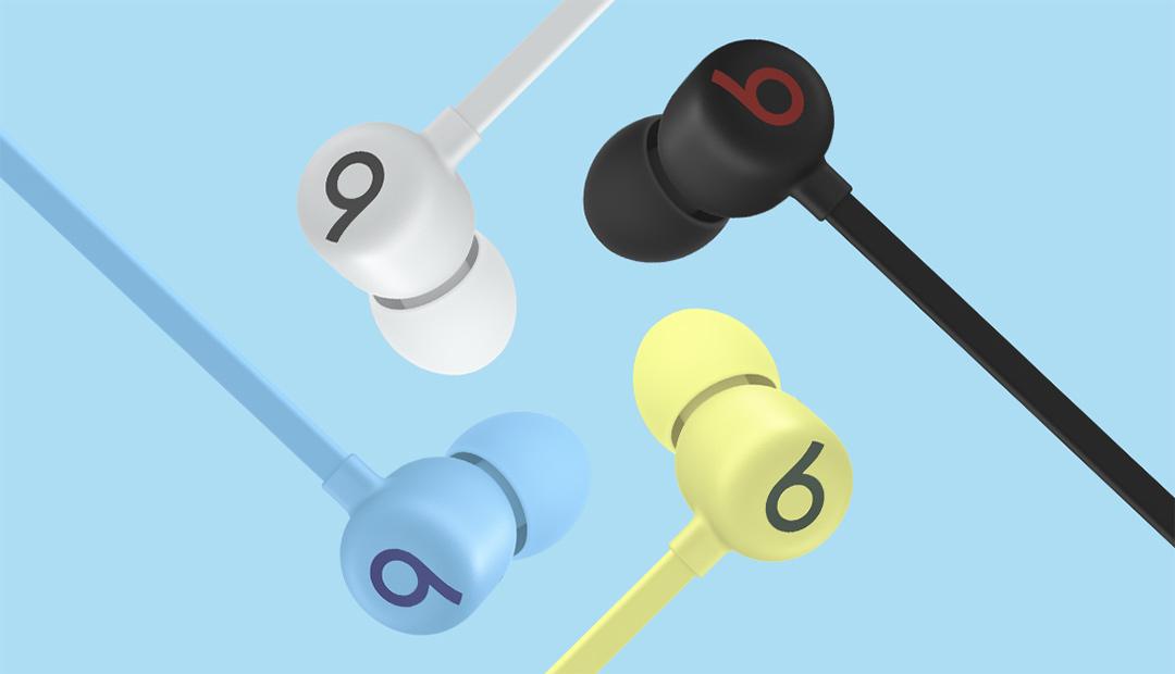 Win Beats Flex Wireless Earphones