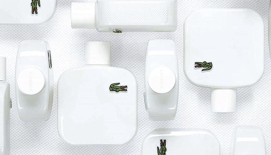 Lacoste Blanc Eau De Toilette
