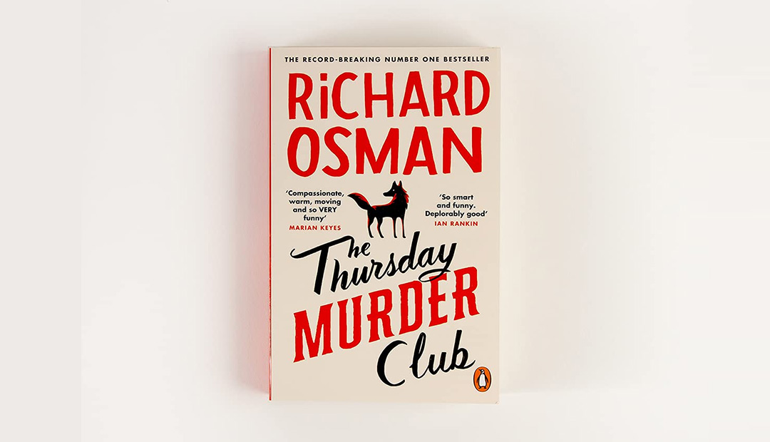 Win The Thursday Murder Club By Richard Osman